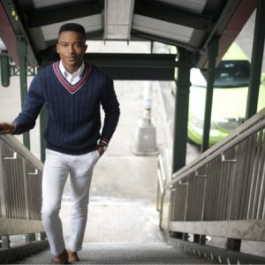 MEN'S FASHION || STYLE STORY WITH IGEE OKAFOR