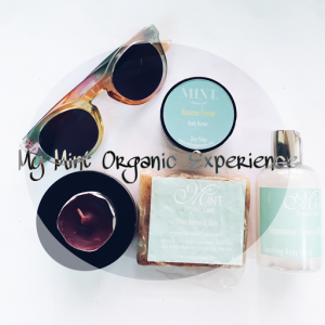 MY MINT ORGANIC CARE EXPERIENCE