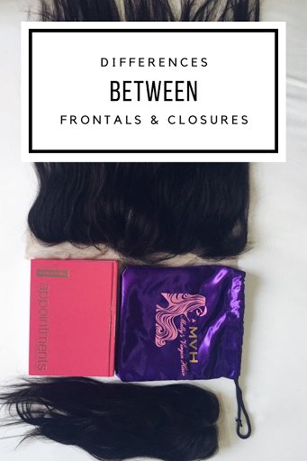 LACE FRONTALS and CLOSURES BROKEN DOWN