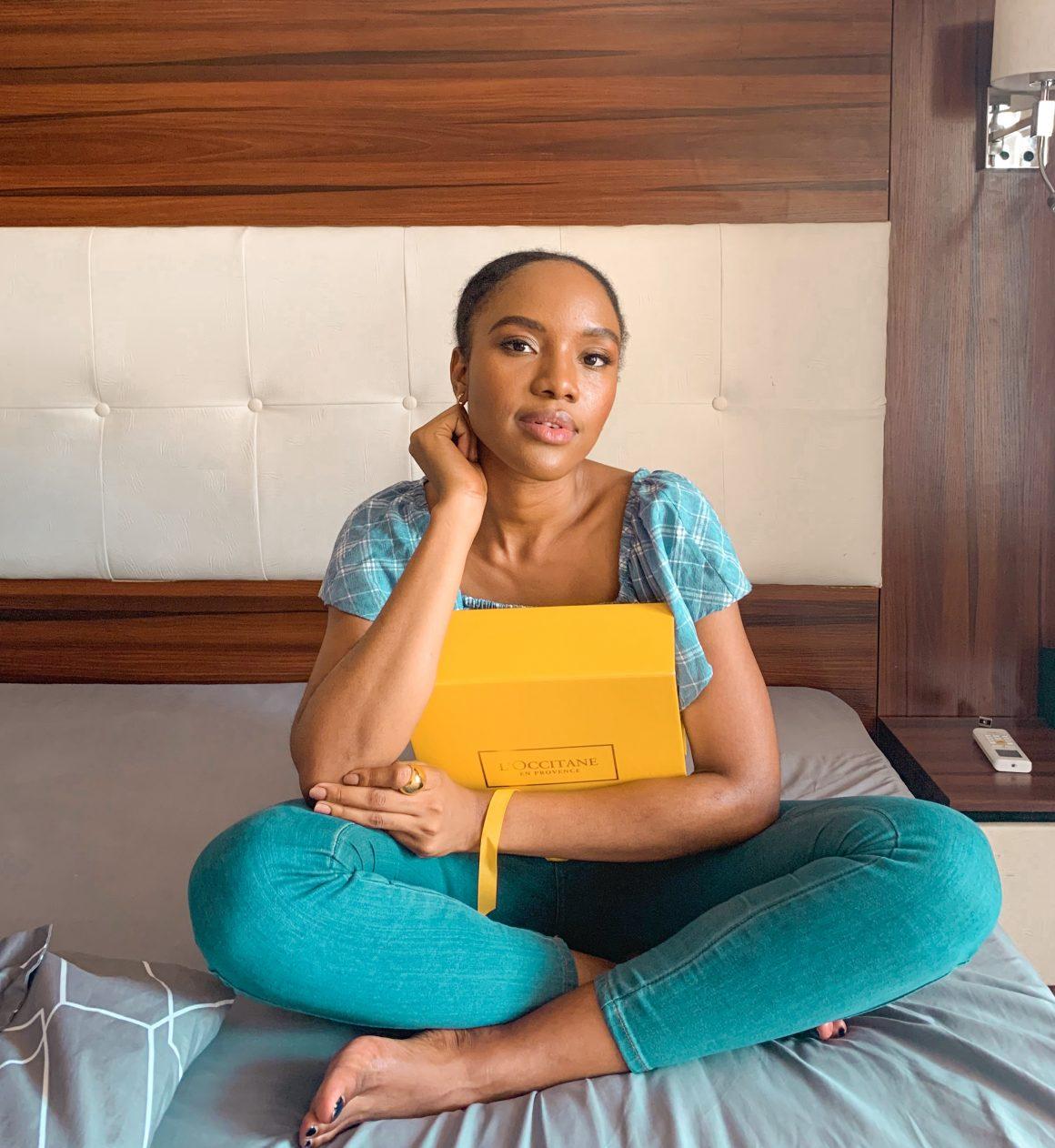 Unboxing & First Impressions: L'occitane Nigeria