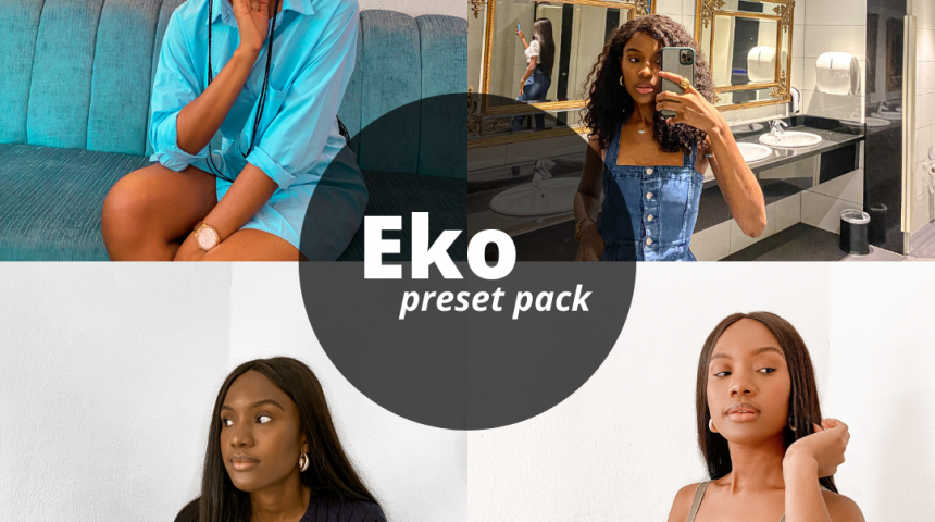 How to Install the Eko Preset Bundle on Your Mobile Phone
