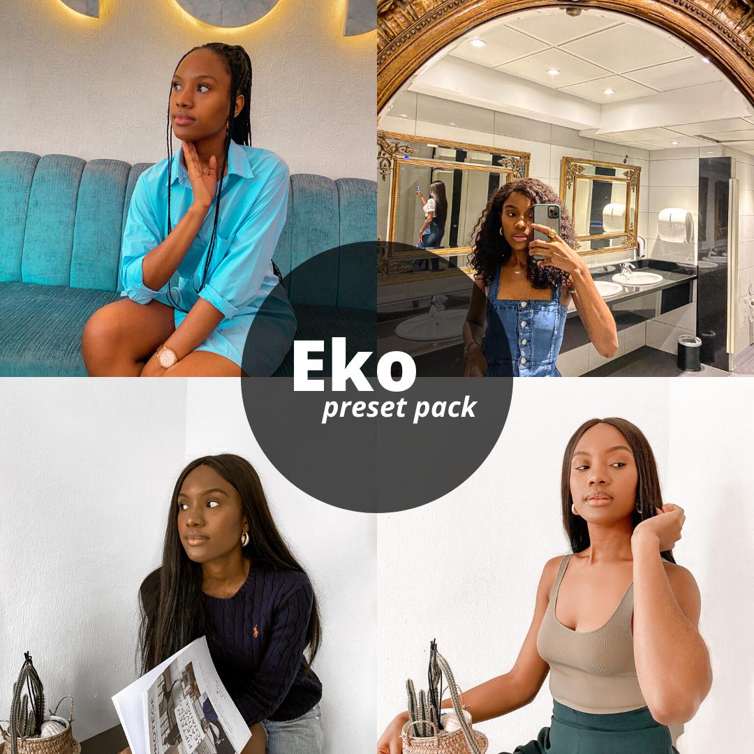 eko preset lightroom bundle