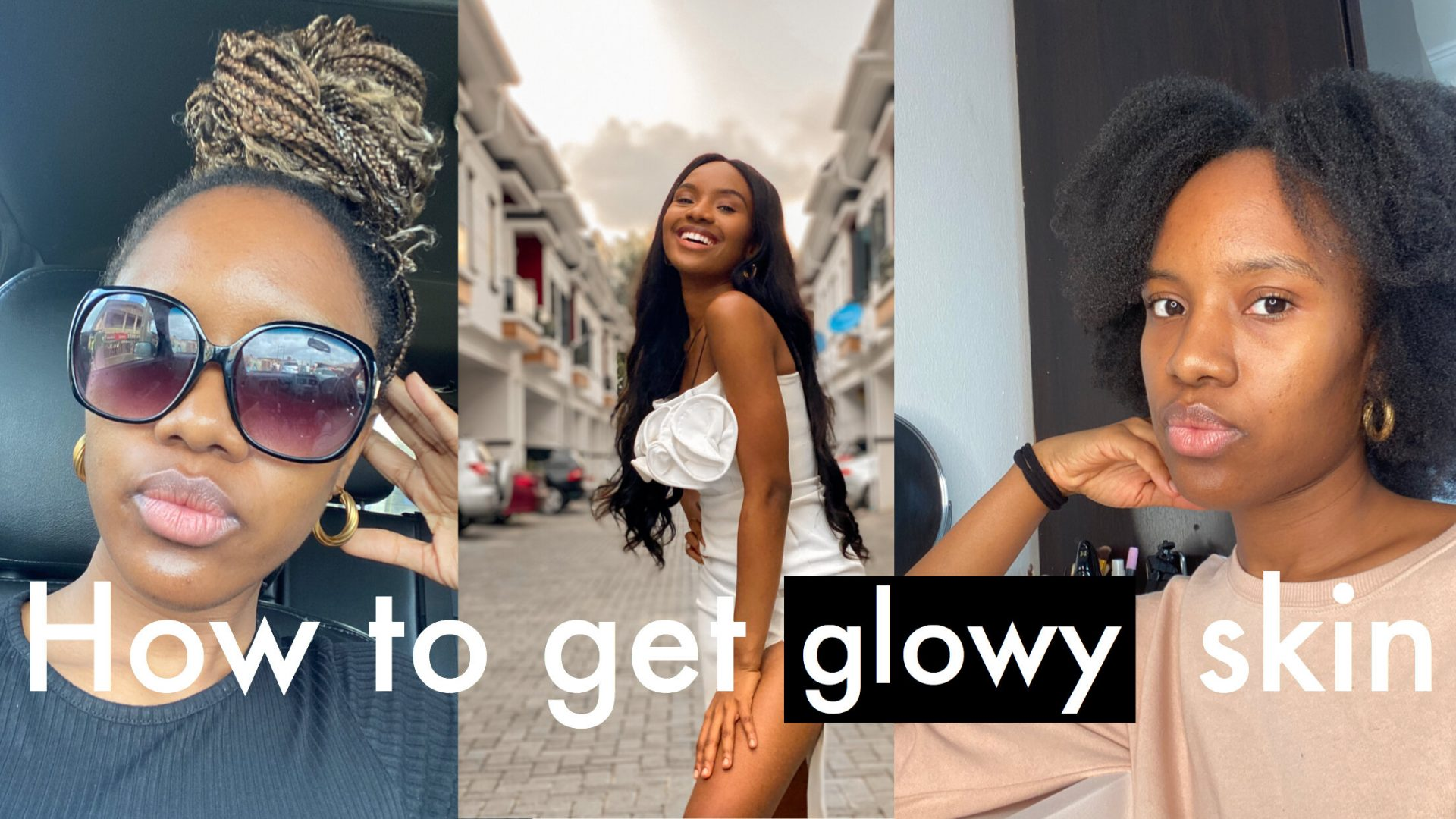 how to get glowy skin