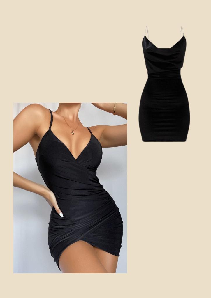 little black dress, basic wardrobe essentials