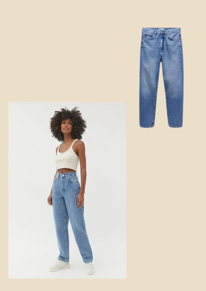 denim trousers, basic wardrobe essentials for every woman