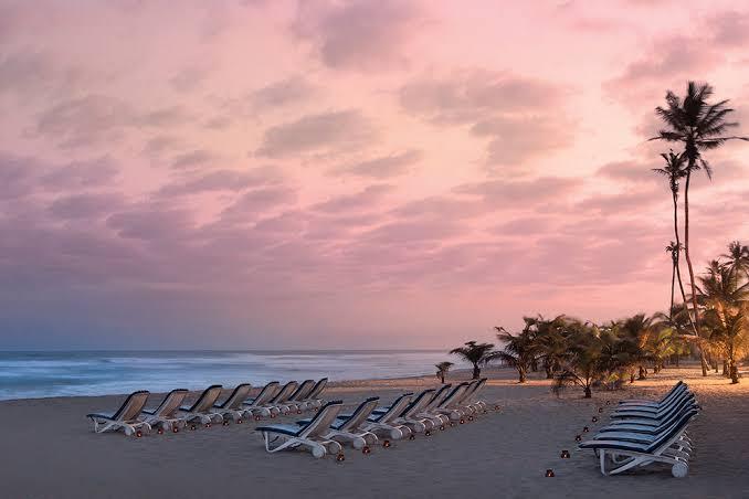 accra ghana travel guide 2021, labadi beach